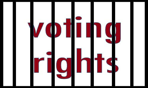 felons right to vote Voting rights process for florida felons unconstitutional, judge says : the two-way us district judge mark walker says a state panel that is the gatekeeper for the restoration of voting rights.
